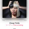 "Sia  ""Cheap Thrills"" 洋楽 歌詞 和訳 解説  〜彼女はお金がかかる?〜"