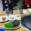 釜山で食べた韓国料理(1日目)(釜山旅行③)