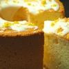 爽やかなティータイムに!レモンのシフォンケーキのレシピ!