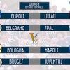 プリマベーラ:2017 ヴィアレッジョ・カップ準々決勝はクラブ・ブルージュとの対戦が決定