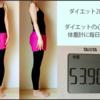 体重を測ろう。超簡単ダイエットのコツを優しくお伝えします