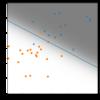 Tensorflow ロジスティック回帰による二項分類器(マイナビ本参考)