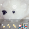 翔さん、私も『SNOW』をインストールして遊んでみたわ