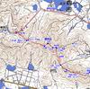 兵庫県加西市の善防山(南から登る)