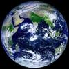 地球を回す足について