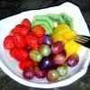 果物がいっぱい