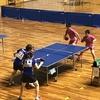 女子ダブルス決勝!2018全日本卓球選手権三重県予選