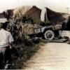 1965年6月11日 読谷村、米軍パラシュート投下訓練トレーラー落下事故で小学生が死亡