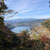 【相模嵐山・石老山】高尾の混雑から離れ、静かな登山を楽しむ