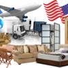 Cách gửi bàn ghế, tủ giường đi Mỹ giá rẻ nhanh nhất