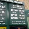 150708 阪神VS中日 甲子園 そのいち