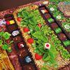 ミミズたちがレースをする幼児向けボードゲーム「カラフルミミズ(Da ist der Wurm drin)」【2011年ドイツキッズゲーム大賞作】