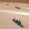 ガチャポンの真珠湾作戦の艦艇が揃った。 第一航空艦隊出撃です