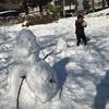 雪の日と、夫の世界と、私の世界。