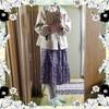 【コーディネート】【ファッション】~20年4月15日のコーディネート プチプラ プチプラコーディネート 大人かわいい