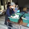 茨城史料ネットの洗浄作業に参加