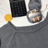 トップダウンでピッタリサイズのセーターを編む!