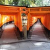 【京都】『伏見稲荷大社』に行ってきました。 京都観光 京都旅行 女子旅 主婦ブログ