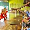 少林寺で異文化体験