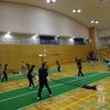 東スポーツセンターバウンドテニス教室 第6回