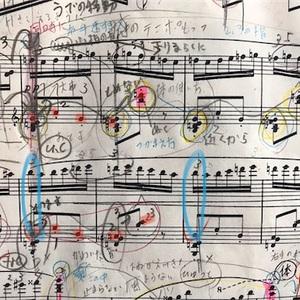 ピアノ練習 スカルボ  音を鳴らしたい