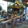八幡神社の山車