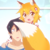 世話やきキツネの仙狐さん 10話 感想&見どころ紹介!コタツ×仙狐さんの爆発力と漂う正妻感