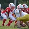 フラッグフットボールの指導案の作り方 vol.4「スナップの必要性」