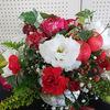 #31 クリスマス花材で生花体験レッスン開催中♪