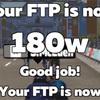 【ロードバイク】FTP 再テスト🚴♀️