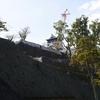 熊本城に登った