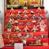 柳沢神社の雛飾り