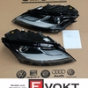 ➀Audi TT Bi-Xenon Headlights TTS 8J Retrofit LED Daytime Running Lights GENUINE