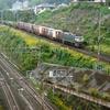 今日の貨物列車、東海道旅客線迂回運転