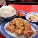 新開地の中華料理屋「長安」さん、2本立て映画観に行く時は、いつもここで腹ごしらえ