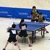 三重県 卓球 女子ダブルス決勝4リーグ一試合目・全日本カデット三重県予選