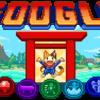 今日のGoogleのロゴは(^∀^;;A