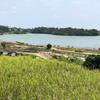 カンジン貯水池(沖縄県久米島)