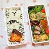 クマ弁当の記録/My Homemade Boxed Lunch/ข้าวกล่องเบนโตะ