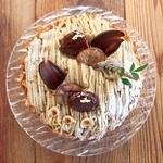 モンブランが美味しい大阪のケーキ屋さん