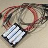 100均の古いFOMA-USBケーブルでDC5V電源供給!