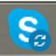 スカイプのログイン状態がぐるぐる回っている時の対処法