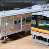 TOMYTEC 鉄道コレクション JR205系1200番代 南武線6両セット その2