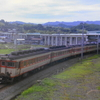 急行列車全盛の時代