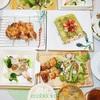 結婚記念日のおうちごはん/My Homemade Dinner for Wedding Anniversary/อาหารมื้อดึกฉลองวันครบรอบแต่งงานที่ทำเอง