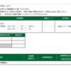 本日の株式トレード報告R1,09,24