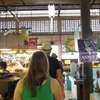 2015.DEC6 チェンマイ タニン市場でローカルに溶け込んでみる