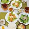 おうちごはんの記録(和食5日分の記録)/My Homemade Dinner/อาหารมื้อดึกที่ทำเอง
