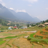 山々と棚田の風景を満喫!ベトナム北部のサパでトレッキングに参加