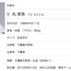 広島の丸が巨人に移籍 30日に正式に表明